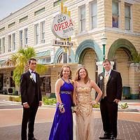 Brendon, Amber, Caleb & Jaylin ~ Prom 2016
