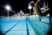 Belo Horizonte, 12 de agosto de 2010..Ensaio do Minas Tenis Clube, como formacao de novos atletas para as Olimpiadas de 2016...Na foto, ..Foto: Bruno Magalhaes / Nitro