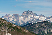 Hannegan Peak hike, Mount Baker Wilderness, North Cascades, Washington, USA