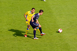 Ivan Firer during football match between NK Domzale and ND Gorica in Round #34 of Prva liga Telekom Slovenije 2016/17, on May 17th, 2017 in Mestni stadion Ptuj, Ptuj, Slovenia. Photo by Ziga Zupan / Sportida