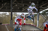 #77 (SAKAKIBARA Kai) AUS at the 2018 UCI BMX Superscross World Cup in Saint-Quentin-En-Yvelines, France.