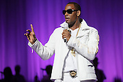 R. Kelly performing live in St. Louis on the Single Ladies Tour at the Fox Theater on November 11, 2012.