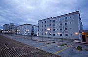 Uberlandia_MG, Brasil...Conjunto de predios Urano, empreendimento imobiliario executado em Uberlandia, Minas Gerais...Urano building, in Uberlandia, Minas Gerais...Foto: BRUNO MAGALHAES / NITRO.........