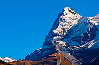 The Eiger, Swiss Alps, Canton Bern, Switzerland