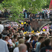 NLD/Amsterdam/20080802 - Canal Parade 2008 Amsterdam,