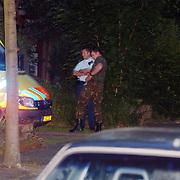 Huiszoeking OM + EOD woning Volkert van der Graaf Esdoornlaan 10 Harderwijk