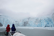 On board the 26 Glacier Cruise offered by Phillips Cruises and Tours in Prince William Sound, Alaska, USA.<br /> <br /> Photographer: Christina Sjögren<br /> <br /> Copyright 2019, All Rights Reserved