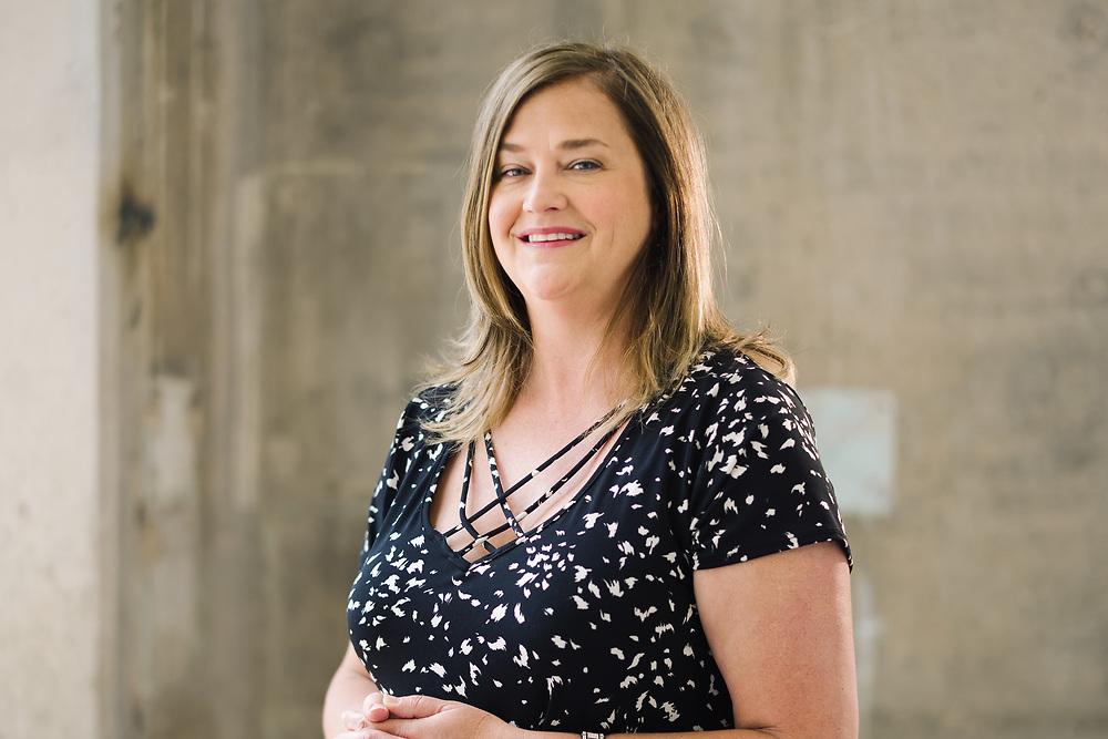Portrait of Amy Flannigan.