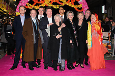 The Best Exotic Marigold Hotel premiere