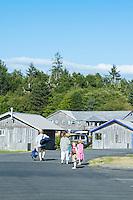 Kalaloch Lodge  in Olympic National Park, WA