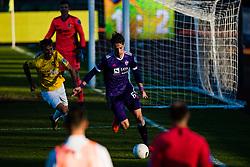 Ilja Martinovic of NK Maribor during football match between NK Bravo and NK Maribor in 12th Round of Prva liga Telekom Slovenije 2020/21, on November 21, 2020 in Stadium ZAK, Ljubljana, Slovenia. Photo by Grega Valancic / Sportida