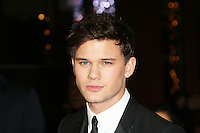 Jeremy Irvine, The Railway Man - UK Film Premiere, Odeon West End, Leicester Square, London UK, 04 December 2013, Photo by Richard Goldschmidt