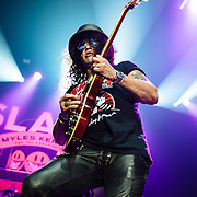 Slash featuring Myles Kennedy and The Conspirators performing at the Rockhal Luxembourg, Europe on June 26, 2019