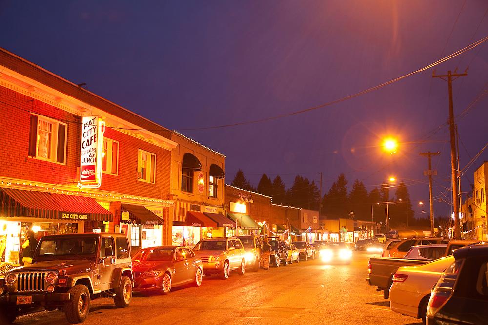 Multnomah Village, Portland Oregon