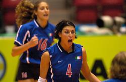 17-06-2000 JAP: OKT Volleybal 2000, Tokyo<br /> Nederland - Italie 2-3 / Leggeri