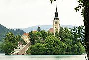 Bled Isle, Slovenia
