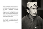 Prisoner: Paizoo Khan<br /> <br /> Subject: Sharafatullah, Son