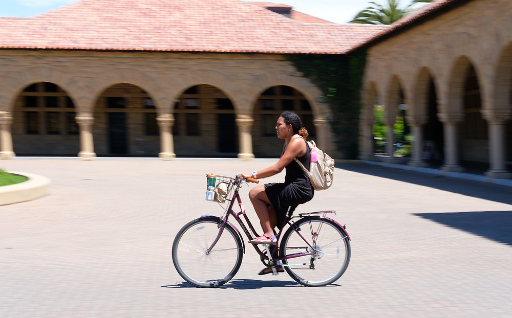 Stanford, Ca - Thursday, May 25, 2017: General Campus images.