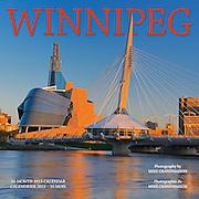 PRODUCT: Calendar<br /> TITLE: Winnipeg<br /> CLIENT: Wyman Publishing