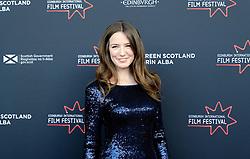 Edinburgh International Film Festival 2019<br /> <br /> Robert The Bruce (World Premiere)<br /> <br /> Pictured: Mhairi Calvary<br /> <br /> Aimee Todd | Edinburgh Elite media