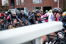 Lisa Brennauer (GER) at Driedaagse Brugge - De Panne 2018 - a 151.7 km road race from Brugge to De Panne on March 22, 2018. Photo by Sean Robinson/Velofocus.com