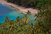 Kee Beach, Napali Coast Trail, Kauai, Hawaii