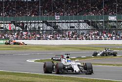 July 16, 2017 - Silverstone, Great Britain - Motorsports: FIA Formula One World Championship 2017, Grand Prix of Great Britain, .#19 Felipe Massa (BRA, Williams Martini Racing) (Credit Image: © Hoch Zwei via ZUMA Wire)