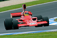D'arcy Russell - F5000 - Lola T330.Historic Motorsport Racing - Phillip Island Classic.18th March 2011.Phillip Island Racetrack, Phillip Island, Victoria.(C) Joel Strickland Photographics.Use information: This image is intended for Editorial use only (e.g. news or commentary, print or electronic). Any commercial or promotional use requires additional clearance.