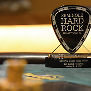 2017-08 Seminole Hard Rock Poker Open