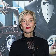 NLD/Amsterdam/20191201 - Nederlandse premiere The Addams Family, Hilde de Mildt
