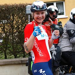 01-05-2021: Wielrennen: Elsy Jakobs 2: Luxembourg: Emma Norsgaard