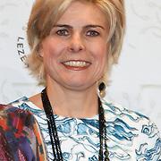 NLD/Amsterdam/20160121 - Uitreiking Taalhelden prijzen 2016 door Prinses Laurentien, Prinses Laurentien