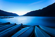 Lake Crescent - Olympic National Park