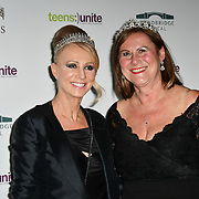 Karen Millen OBE arrivers at The 5th annual fundraiser benefiting Teens Unite, an organization which brings together young people with cancer to tackle loneliness and isolation. The charity's co-founder Karen Millen OBE designs and directs the event at Dorchester Hotel on 30 November 2018, London, UK.