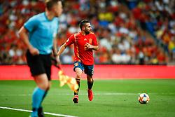 June 10, 2019 - Madrid, MADRID, SPAIN - Daniel Carvajal Ramos of Spain during the 2020 UEFA European Championships group F, European Qualifiers, played between Spain and Sweden at Santiago Bernabeu Stadium in Madrid, Spain, on June 10, 2019. (Credit Image: © AFP7 via ZUMA Wire)