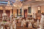 Banquet Room - JW Marriott Cairo - Hospitality Photography - Hotels and Resorts