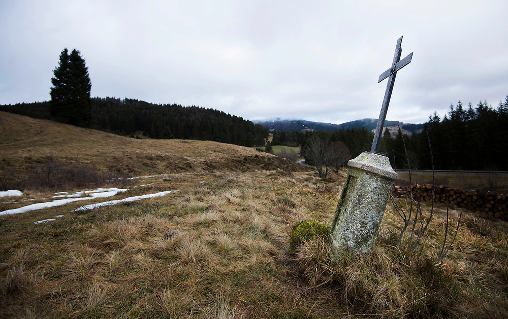 07.01.2020; Praeg; Kreuz zwischen Praeg und Bernau<br /> (Foto: Steffen Schmidt)