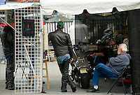 Laconia Motorcycle Week at Lakeside Avenue Weirs Beach.  Karen Bobotas for the Laconia Daily Sun