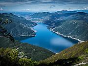 Italy, The Dolomites, Lake Garda