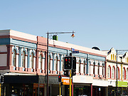 Corner of Dee and Spey Streets, Invercargill, New Zealand