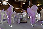 wedding reception table by Tallmadge wedding photographer, Akron wedding photographer Mara Robinson Photography