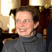 Mattheus Passion 2002 Naarden, Rita Roukema