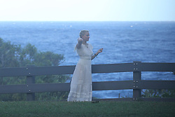 *PREMIUM EXCLUSIVE NO WEB UNTIL 12PM EST 7TH JAN* Actress Amber Heard seen wearing an ankle boot for an unexplained injury as she enjoys a day out in Hawaii. Wearing a flowing white dress, the 33-year-old screen beauty was spotted at the Jungle of Hana, on Maui, with friends.The 'Justice League' star didn't address the injury when she posted a photo on her instagram site just before the weekend. Heard has been seen with a foot injury before. She was seen on crutches in March 2018 and revealed on social media that she'd broken a bone. She is still embroiled in ongoing fall-out from her messy divorce from actor Johnny Depp, 55. Recently, 10 more videos were released from her August 2016 deposition in which she detailed her now-ex's alleged abuse. The award-winning actor is suing Heard for defamation and suing his former law firm for $30million over claims of negligence. 03 Jan 2020 Pictured: Amber Heard. Photo credit: OTG / MEGA TheMegaAgency.com +1 888 505 6342
