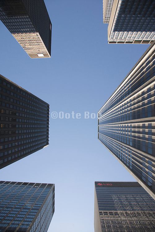 office buildings in New York City