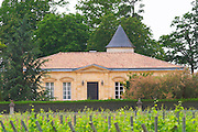 Chateau La Tour Figeac (latour) and vineyard Saint Emilion Bordeaux Gironde Aquitaine France