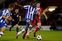 Tom Elliott. Kidderminster Harriers FC 1-1 Stockport County. Blue Square Bet Premier. 23.8.11