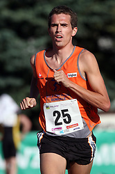 Peter Kastelic at Athletic National Championship of Slovenia, on July 19, 2008, in Stadium Poljane, Maribor, Slovenia. (Photo by Vid Ponikvar / Sportal Images).
