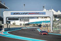 December 15, 2018 - Abu Dhabi, EMIRATS ARABES UNIS - 27 DAIKO LAZARUS RACING LAMBORGHINI HURACAN GT3 PRO AM MIGUEL RAMOS (PRT) NICOLA DE MARCO (ITA) FABIO ONIDI  (Credit Image: © Panoramic via ZUMA Press)