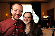 KING OF PRUSSIA, PA - MAY 26: Lindsay and Andrew's wedding reception May 26, 2012 @ in King of Prussia, Pennsylvania. (Photo by William Thomas Cain/Cain Images)