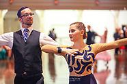 Brown Ballroom Dance Competition 2018